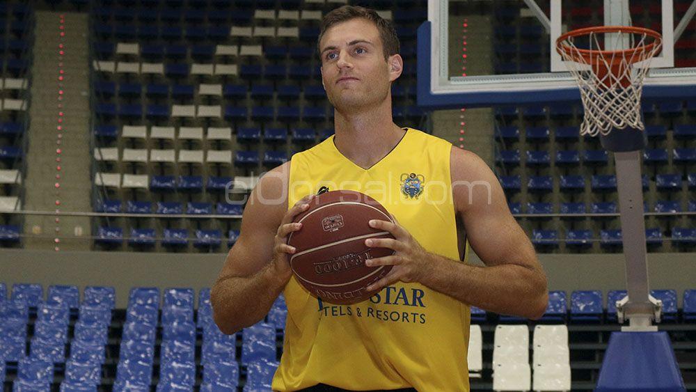 """Abromaitis: """"Queremos demostrar que somos uno de los grandes equipos de la Liga Endesa"""""""