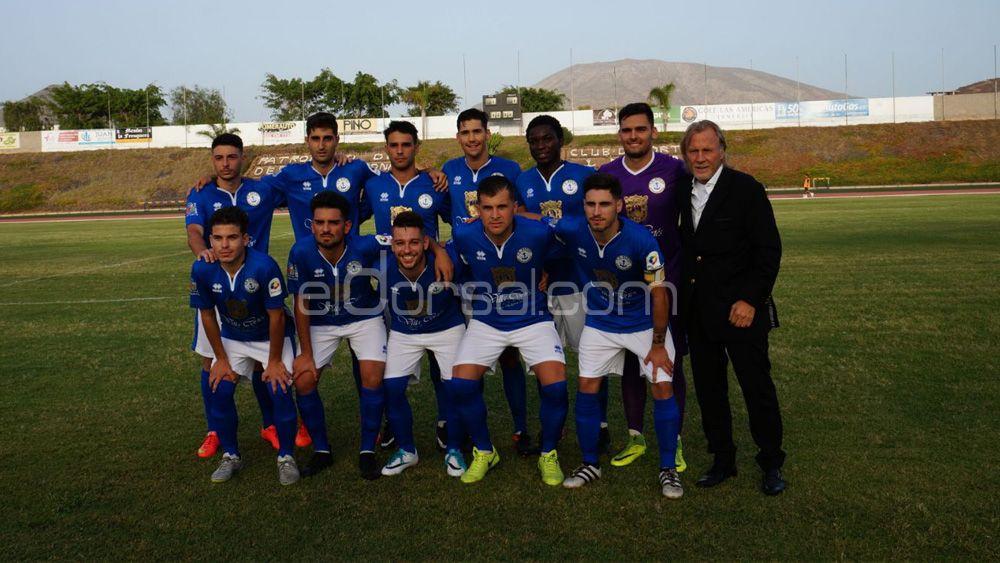 Dos derbis tinerfeños abren la jornada en Tercera División