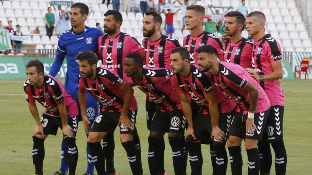 El uno por uno de los jugadores del CD Tenerife contra el Córdoba CF