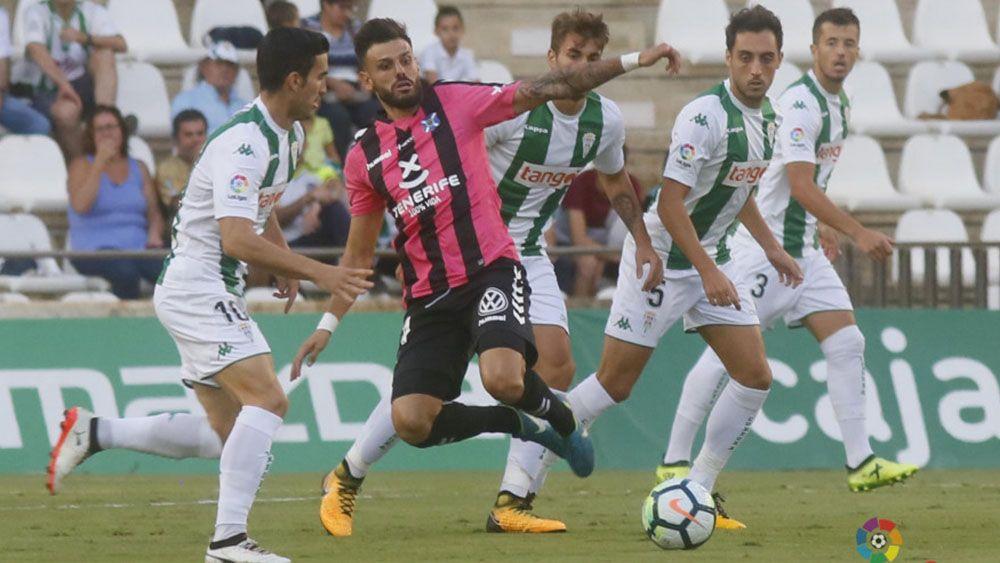 El CD Tenerife quiere tomarse la revancha con el Córdoba en Copa