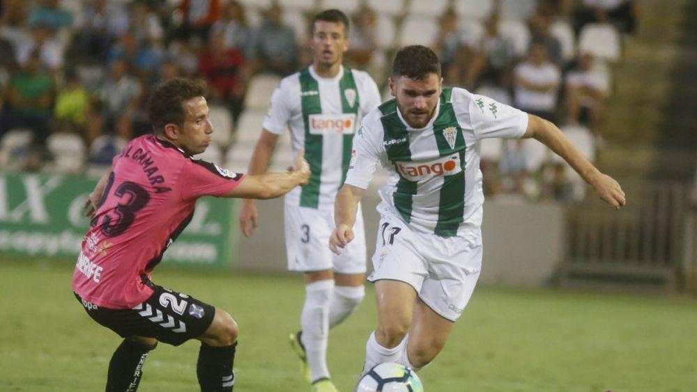 """Raúl Cámara: """"Hubiera preferido no haber jugado y que el CD Tenerife hubiese ganado"""""""