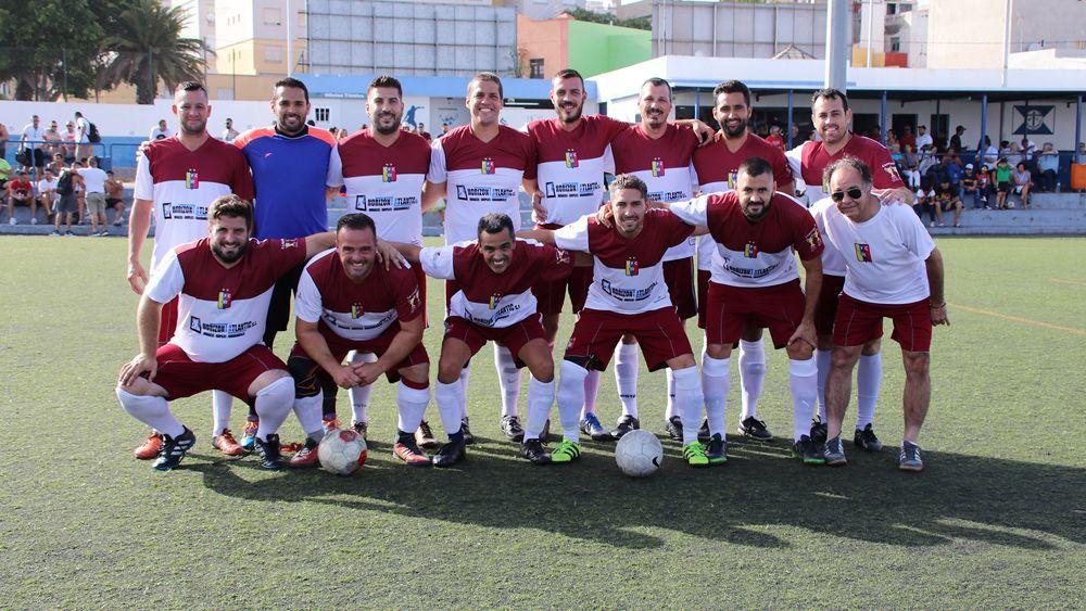 El Venezuela FC da la sorpresa en el Torneo de Campeones de la Liga Hespérides