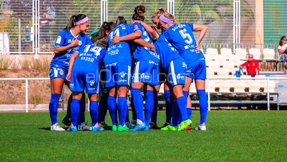 La UDG Tenerife vuelve a casa para conseguir la primera victoria del curso