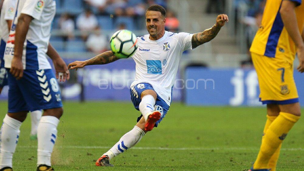 El uno por uno de los jugadores del CD Tenerife contra la AD Alcorcón