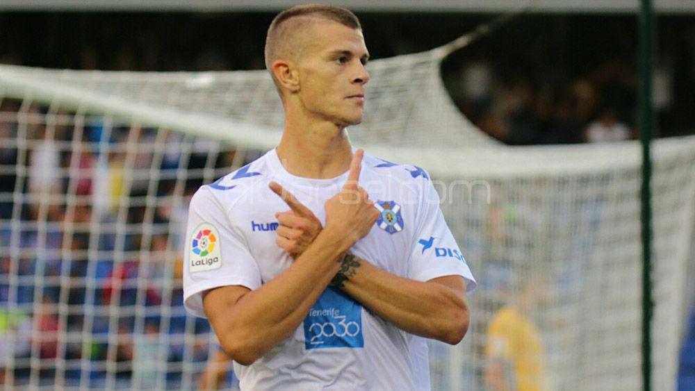 Goleada del CD Tenerife para volver a la senda del triunfo en la Liga 1|2|3
