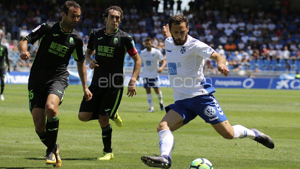 El CD Tenerife, tercer equipo más realizador de la Liga 1|2|3