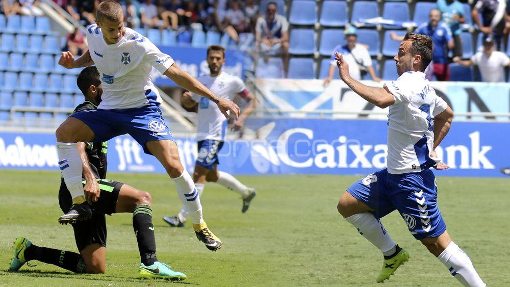 CD Tenerife – Espanyol, una eliminatoria especial para Longo y Montañés