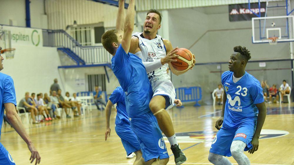 El RC Náutico Tenerife afronta un duelo directo por la zona alta