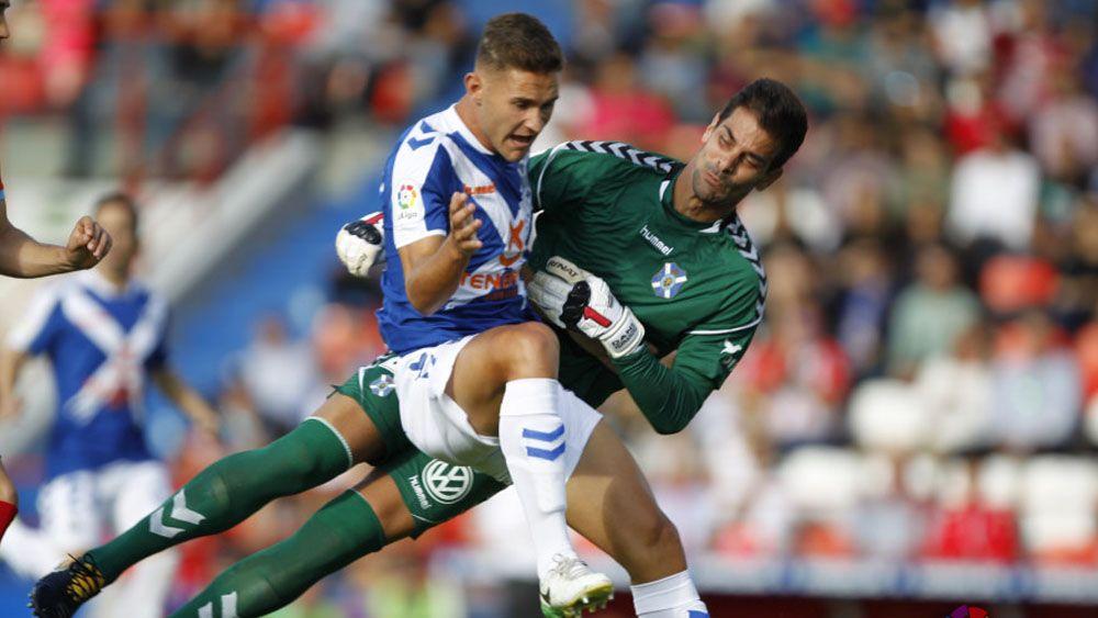 El uno por uno de los jugadores del CD Tenerife contra el CD Lugo