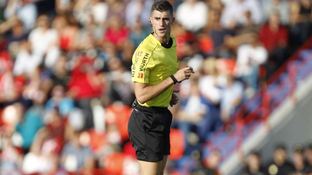 El penalti discutido que decidió el CD Lugo-CD Tenerife