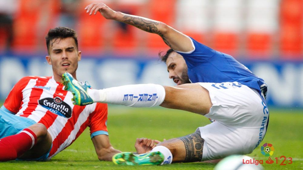 El CD Tenerife vuelve a abandonar la zona de playoff