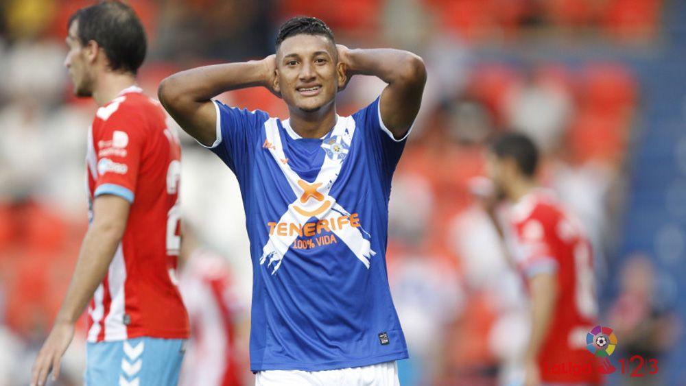 El CD Tenerife pierde fiabilidad y eficacia a domicilio