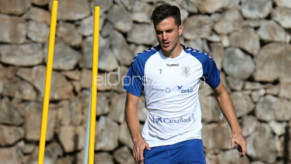Juan Villar confirma que está disponible para el Real Zaragoza – CD Tenerife