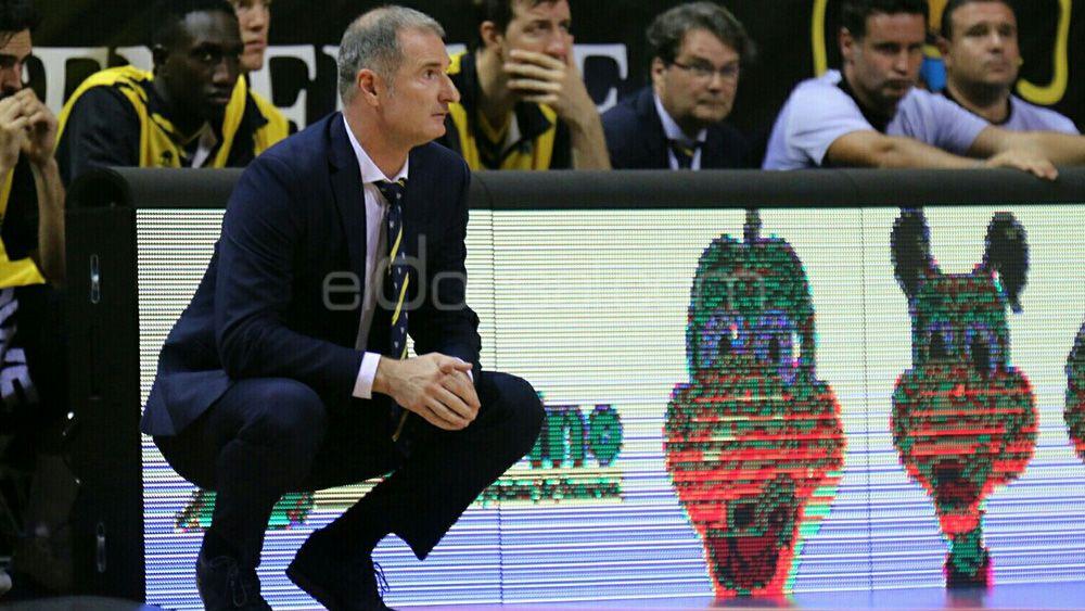 El Iberostar Tenerife cesa a Markovic y anuncia a Katsikaris como nuevo técnico