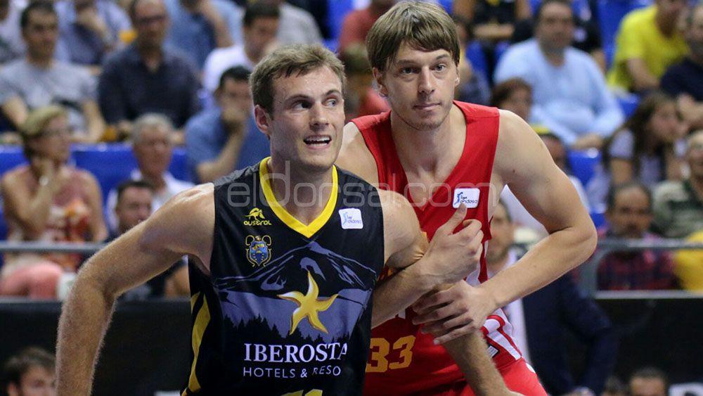 UCAM Murcia e Iberostar Tenerife juegan la ida de octavos de la Basketball Champions League