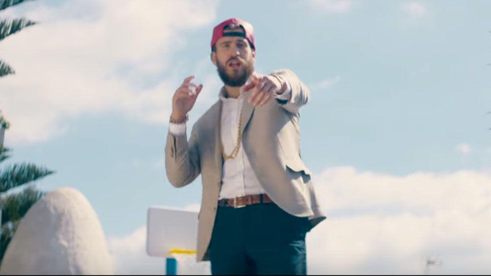 Sergio Rodríguez, protagonista del rap de la Euroliga