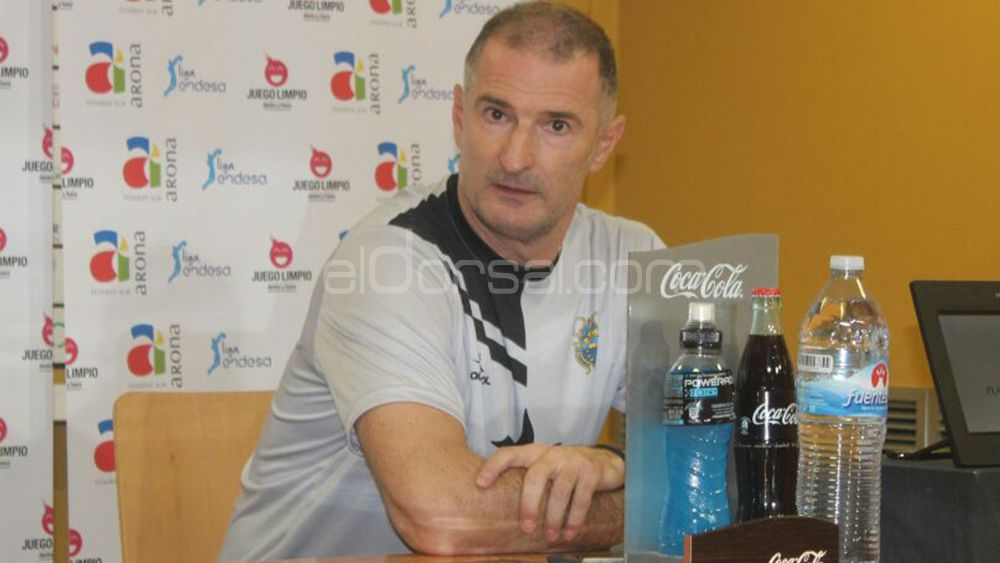 "Markovic: ""Iberostar Tenerife ya no es una sorpresa, como la temporada pasada"""