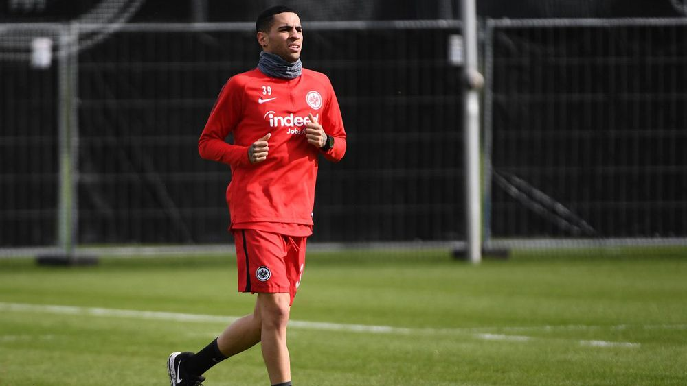 El tinerfeño Omar Mascarell vuelve a sentirse futbolista