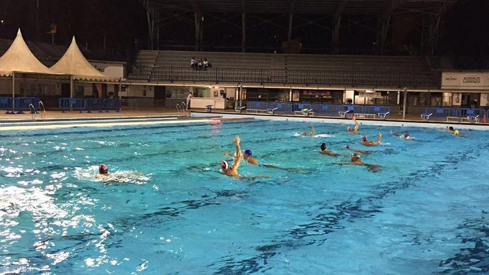 El CN Echeyde debuta con un empate en la División de Honor de waterpolo