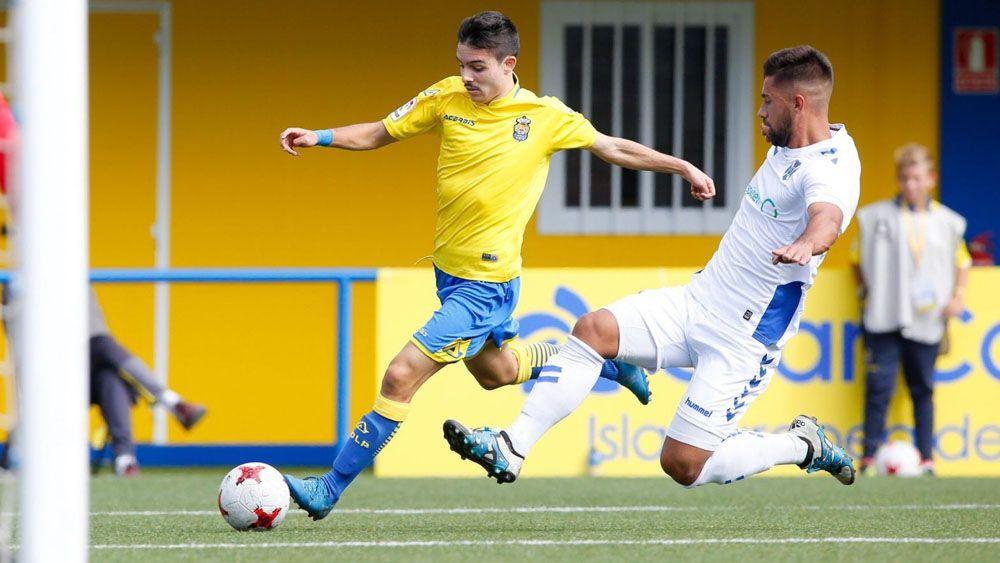 El segundo asalto entre CD Tenerife B y Las Palmas C, aplazado