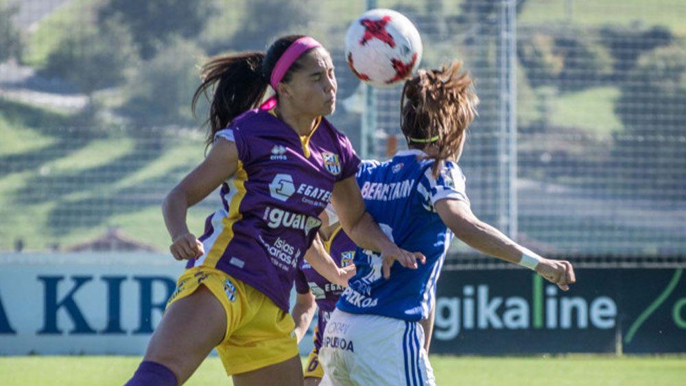 María José y Koko dan el primer triunfo de la temporada a la UDG Tenerife