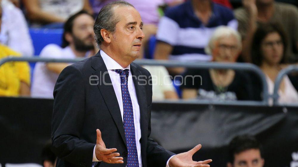 """Vidorreta: """"El Iberostar Tenerife ha hecho un partido correcto ante el Real Madrid"""""""
