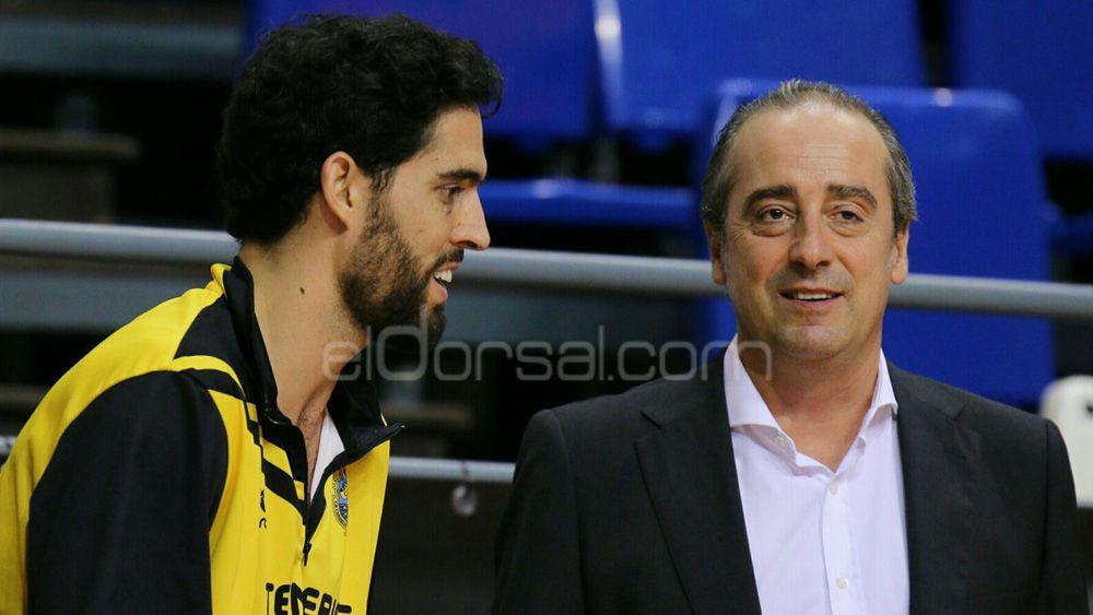 Iberostar Tenerife se medirá al Valencia Basket en los cuartos de final de la Copa del Rey