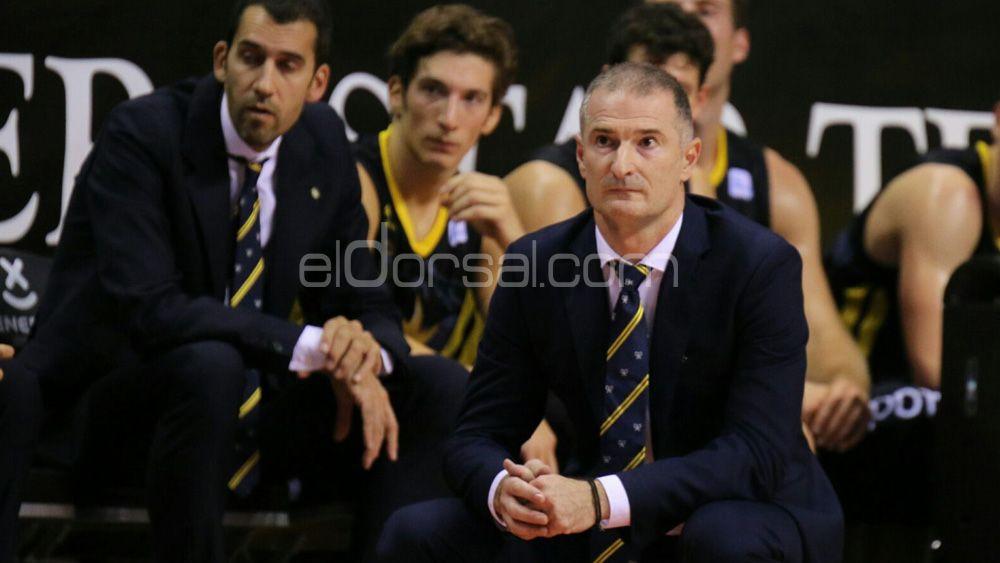 """Markovic: """"No puedo estar descontento con el partido del Iberostar Tenerife"""""""