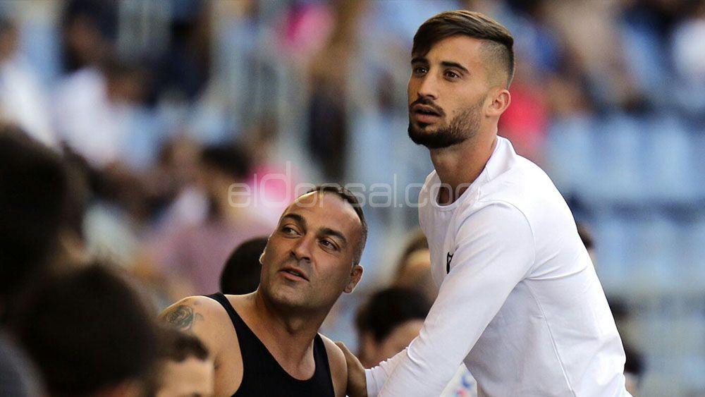 Omar Perdomo no jugará más hasta 2018