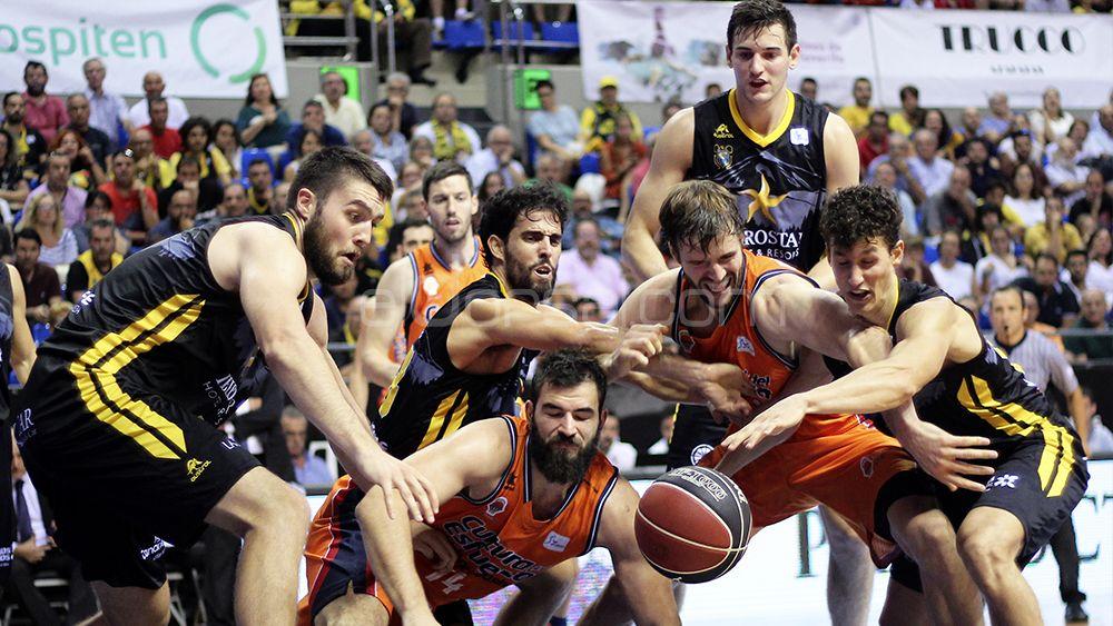 Iberostar Tenerife – Valencia Basket , en imágenes