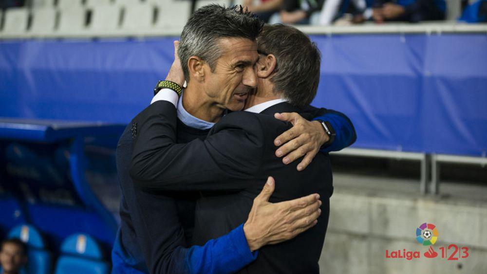 """Martí: """"Es importante que el CD Tenerife sume, pero hicimos una mala primera mitad"""""""