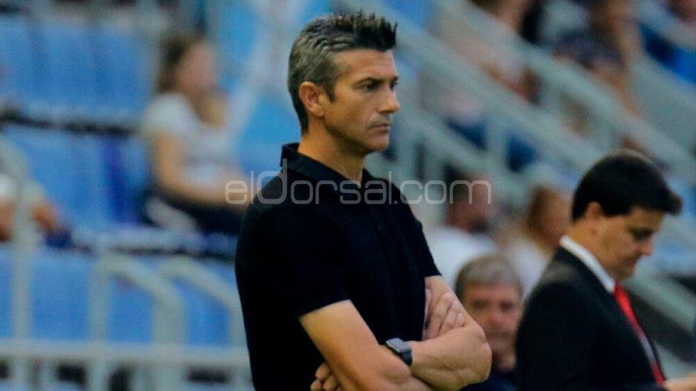 """Martí: """"El árbitro del CD Tenerife – CD Numancia no estuvo fino"""""""