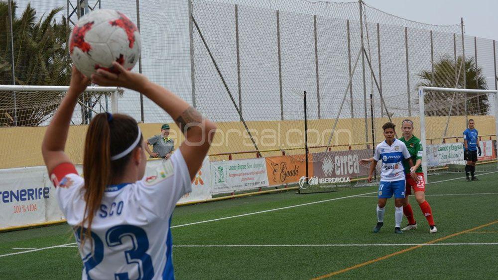 Así vivimos la victoria de UDG Tenerife ante el Santa Teresa