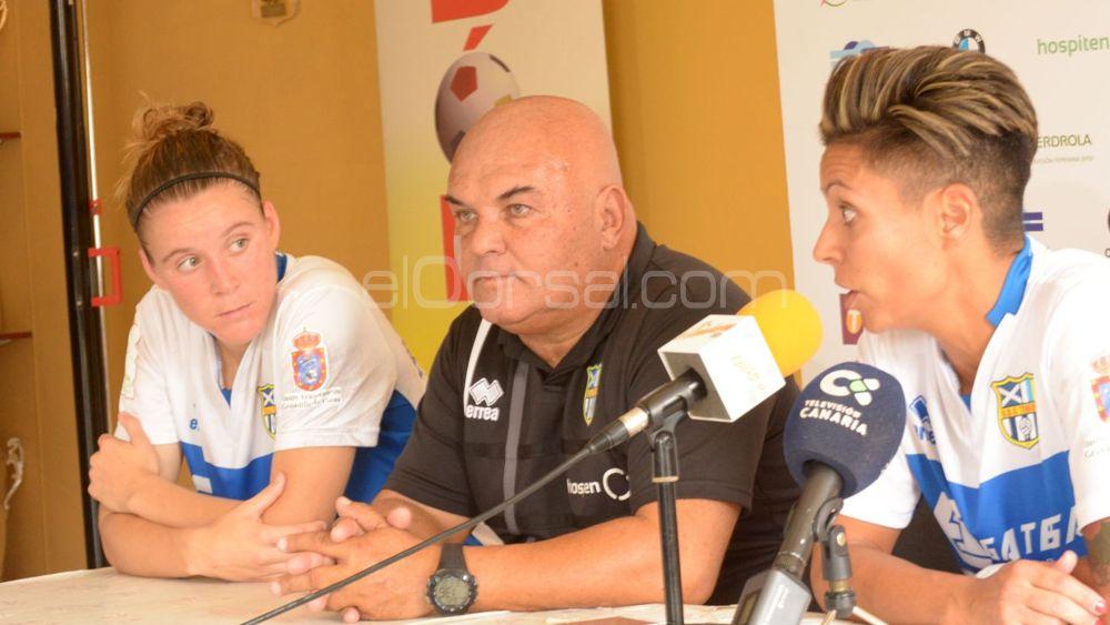 La gran victoria de la UDG Tenerife, un paso hacia la tranquilidad