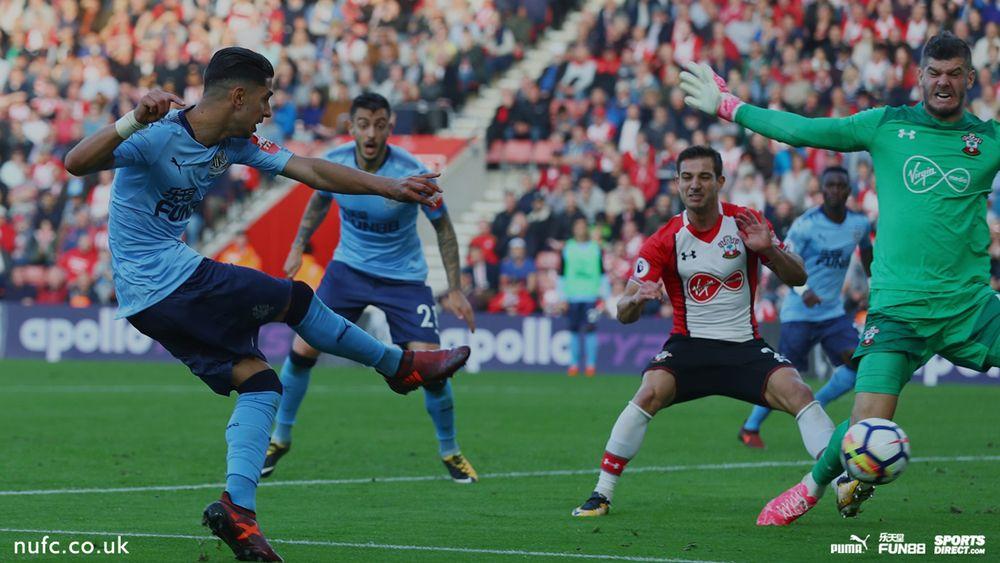 El tinerfeño Ayoze Pérez vuelve a marcar en Premier League después de casi dos años