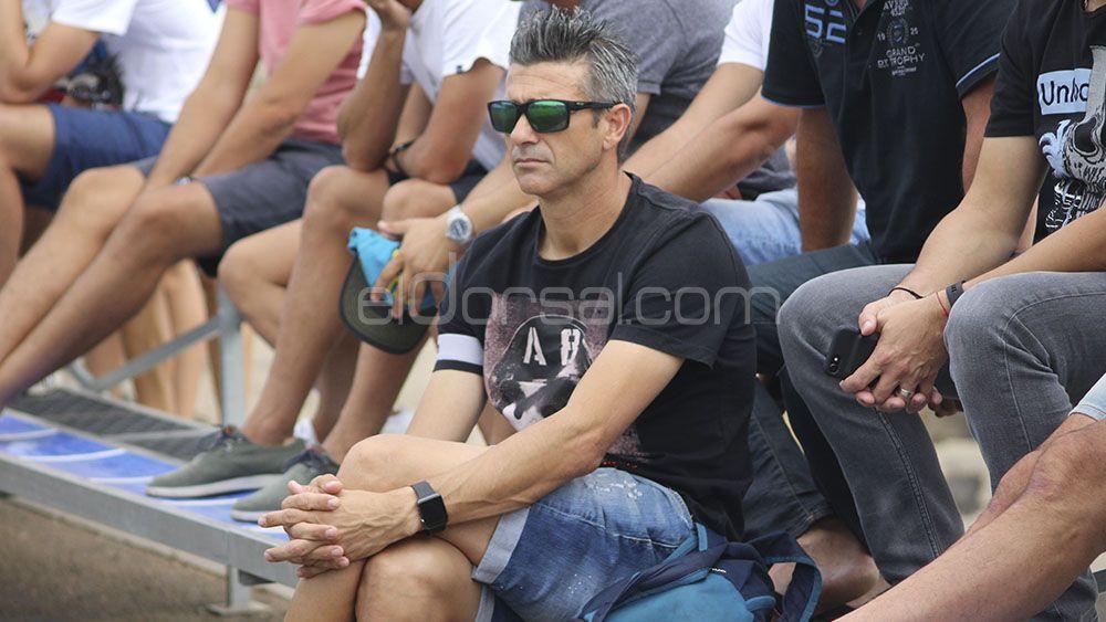 Martí invita a almorzar a los jugadores del CD Tenerife para despedirse