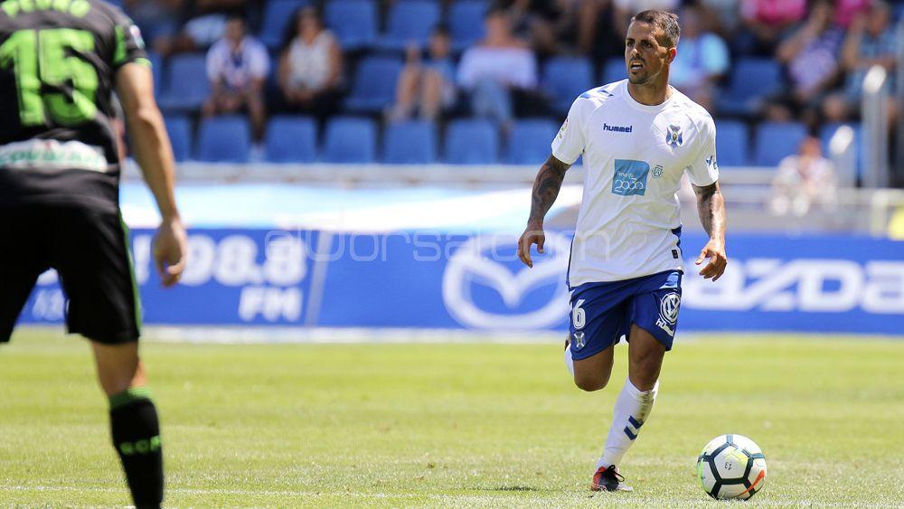 """Vitolo: """"El objetivo sigue y seguirá siendo ascender a Primera División"""""""