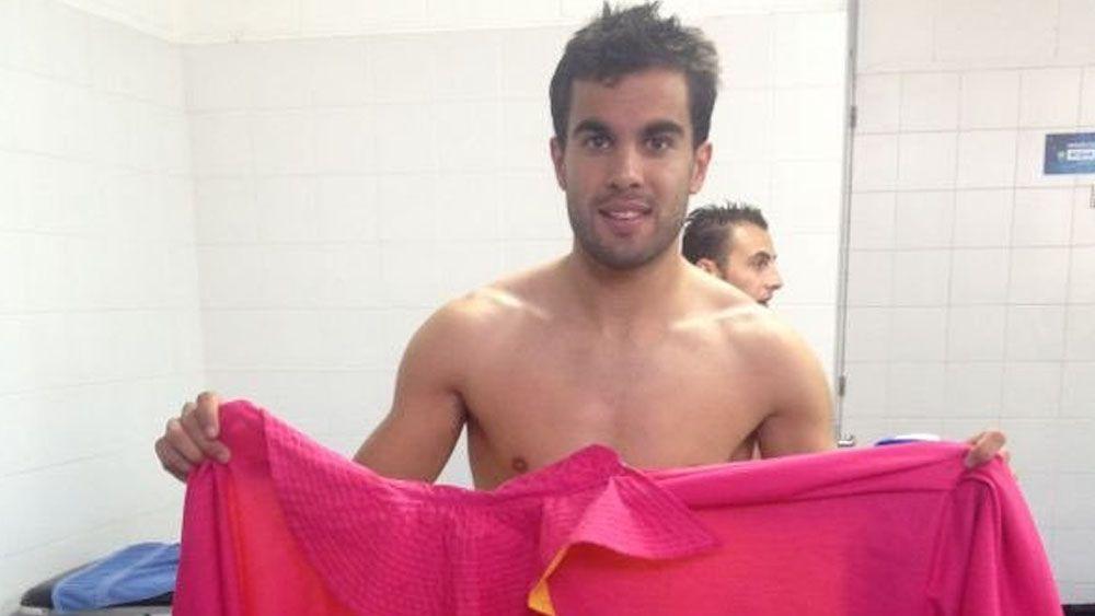 Carlos Portero, exjugador del CD Tenerife, confirma haber superado un cáncer