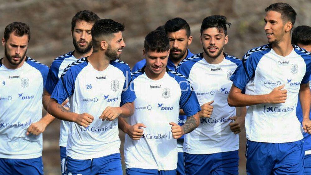El once de la afición del CD Tenerife para enfrentarse a Osasuna