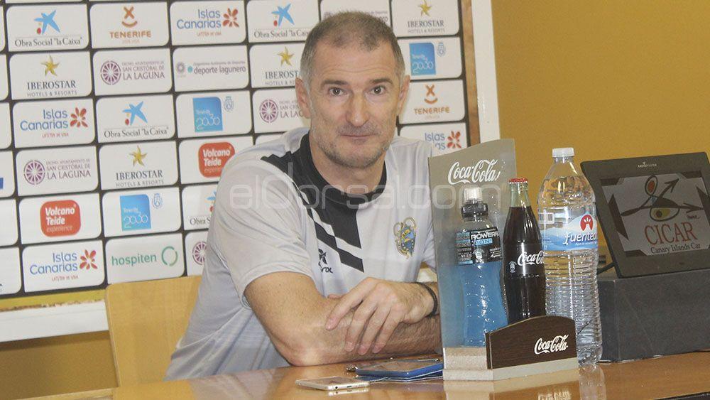 """Markovic: """"No queremos un partido a cien puntos, queremos partir de una buena defensa"""""""