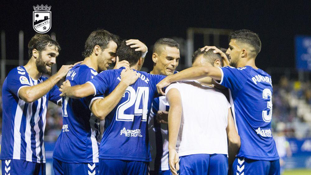 Las claves del Lorca FC, rival del CD Tenerife