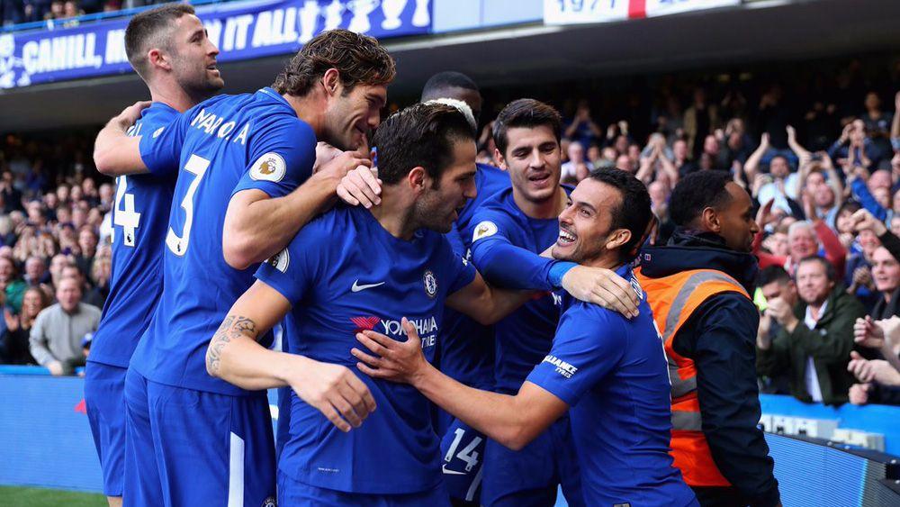 Pedro Rodríguez vuelve a la titularidad en el Chelsea con un gran gol