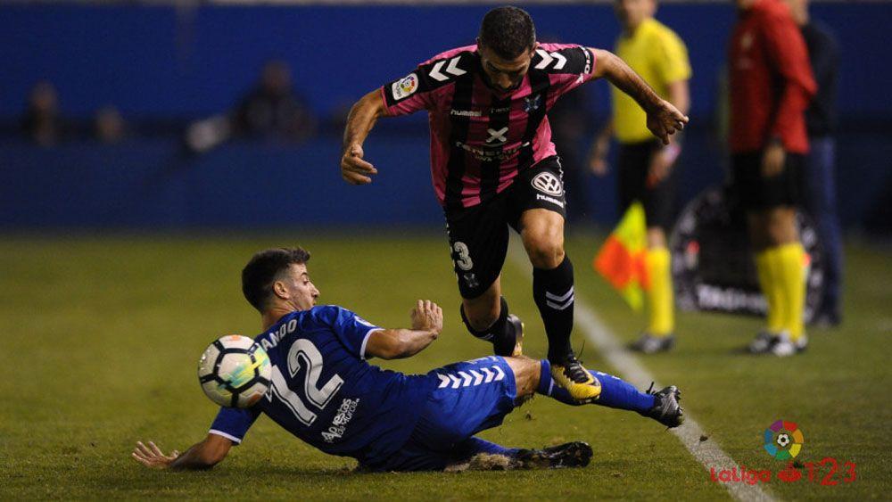 El uno por uno de los jugadores del CD Tenerife ante el Lorca FC