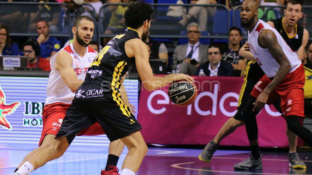El sobresaliente último cuarto del Iberostar Tenerife para imponerse al Bilbao Basket