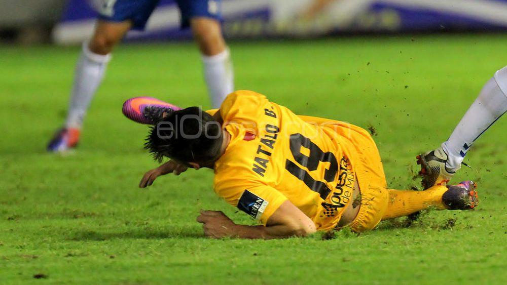 El ex del CD Tenerife Natalio consuma su sexto descenso como profesional
