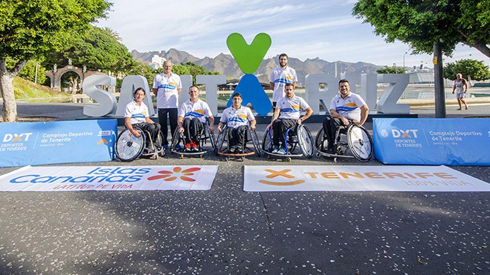 El ADEMI Tenerife busca su primera victoria ante el Joventut BCR
