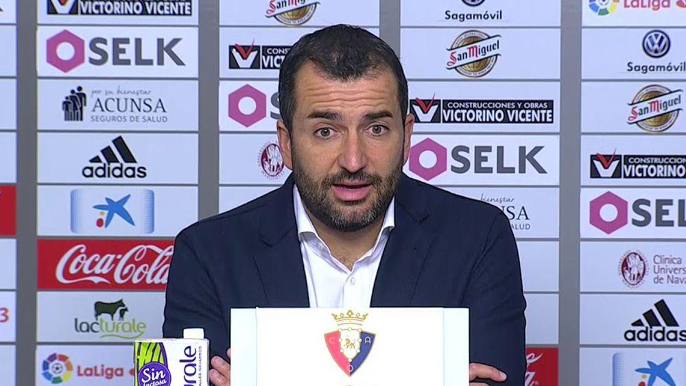 """Diego Martínez: """"El CD Tenerife es un equipo muy completo"""""""