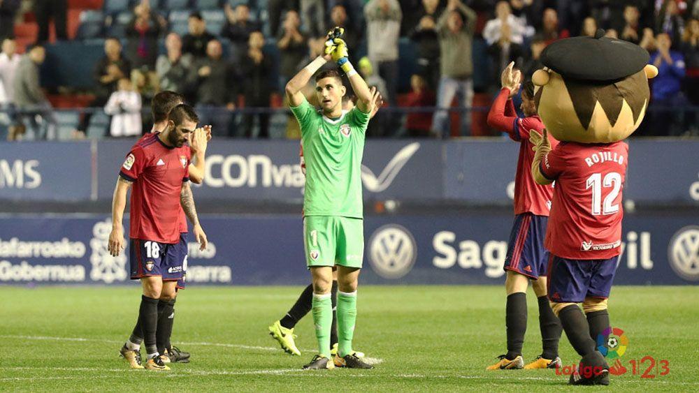 El análisis más exhaustivo del próximo rival del CD Tenerife, Osasuna