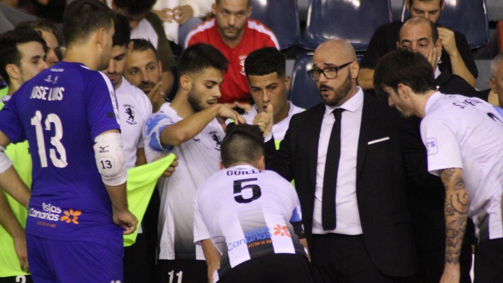 "El Tenerife Iberia Toscal debe ganar o ganar en ""La bombonera"""