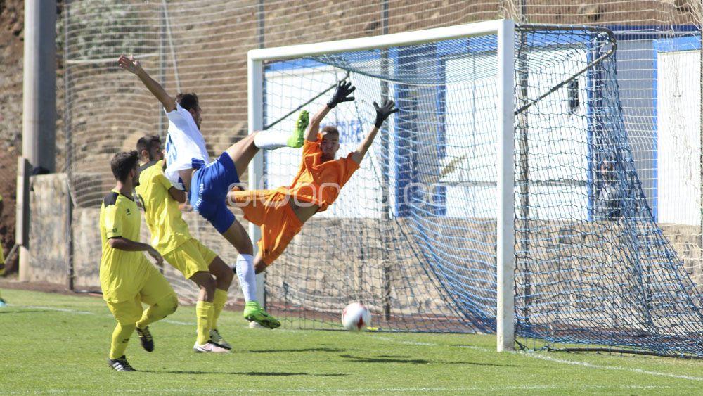 El CD Tenerife B sufre una dolorosa derrota ante el Villanovense en Copa Federación